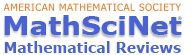 MathSciNet-logo